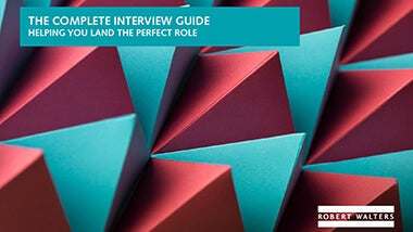front page of the complete interview guide
